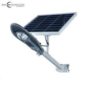 Lámpara Led Solar de Calle Para Alumbrado Público de 60 Watts NWN-FEX-60W